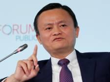 Jack Ma van Alibaba pleit voor 72-urige werkweek: 'Anders hoef je niet te solliciteren'