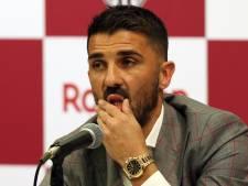 David Villa annonce sa retraite