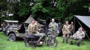 90 oude militaire voertuigen maken rondrit door de Kempen