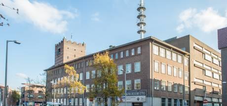 Tijdelijke woonruimte in oude postkantoor in Breda
