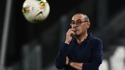 Sarri moet ondanks landstitel opkrassen bij Juventus na Champions League-uitschakeling tegen Lyon
