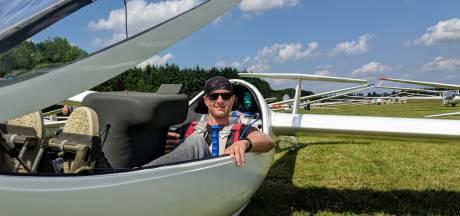 Aero Club Salland na dood Lars (29): 'Het klinkt bizar na dit weekend, maar zweefvliegen is heel veilig'