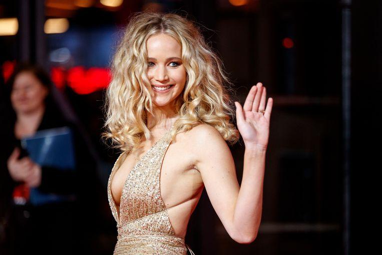 Jennifer Lawrence en Cooke Maroney zijn vorige maand stiekem in New York getrouwd, maar zouden dit komend weekend goed gaan vieren met vrienden en familie.
