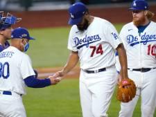 Haperende Jansen maakt het in beladen duel nog spannend voor Dodgers