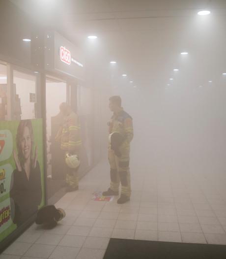 ING-pinautomaat zorgt voor mistoverlast in winkelcentrum Westervoort