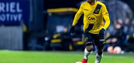 NAC-verdediger Carolina vindt rust op Curaçao