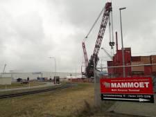 Overslagbedrijf Mammoet schrapt banen in Westdorpe