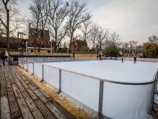 Laatste voorbereidingen voor Wintergloed aan de gang: feeërieke schaatspiste wordt blikvanger