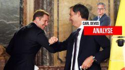"""Carl Devos: """"Niet N-VA en Vlaams Belang zijn de grootste bedreiging voor De Croo I, dat is Vivaldi zelf"""""""