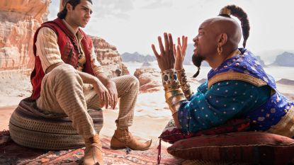 Openingsweekend 'Aladdin' groot succes: film bracht wereldwijd al 207,1 miljoen dollar op