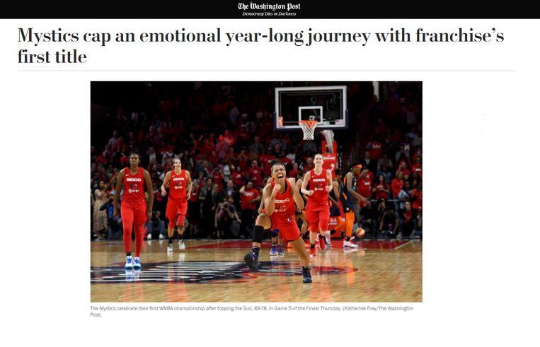 Washington Post.