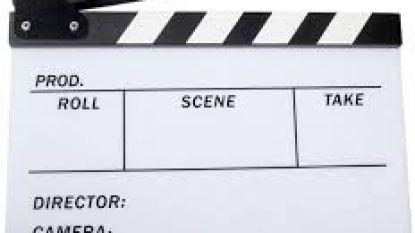 Voor het eerst Film in het Park