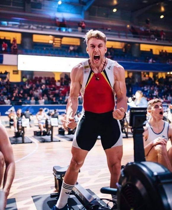 Ward Lemmelijn wil er alles aan doen om zijn Olympische droom te verwezenlijken.