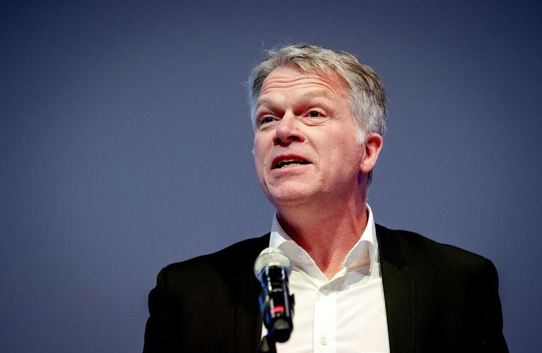 Wouter Bos.  Beeld ANP - Robin van Lonkhuijsen