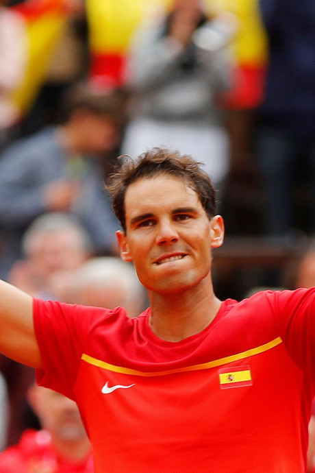 Nadal, Djokovic et Murray joueront la Coupe Davis