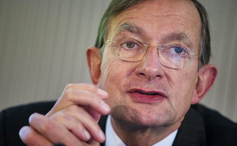 Jeroen van der Veer, President-commissaris ING, Philips. Beeld null