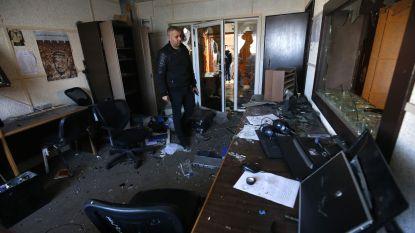 Gewapende mannen vallen zetel Palestijnse radio en tv in Gazastrook aan