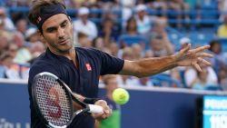 Federer weet na pauze van anderhalve maand (en onverwachte uitschakeling in Wimbledon) weer wat winnen is