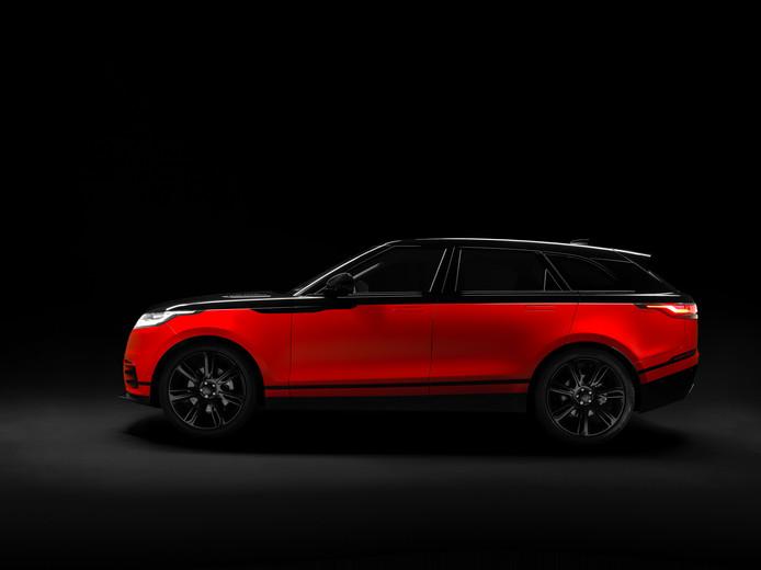 De Range Rover Velar volgens Piet Boon