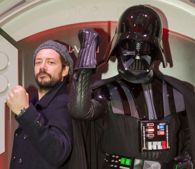 Populaire La casa de papel-acteur ontdekt Star Wars-universum