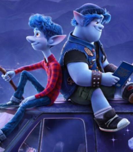 Disney Pixar toont eerste LGBT-personage in film Onward