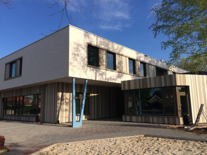 Kindcentrum De Immenkorf, met daarin basisschool de Fonkel, is in 2014 opgeleverd.