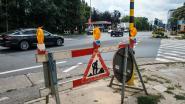 Werken Krijgsbaan lopen vertraging op door onvoorziene werken