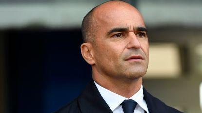 """Martínez tevreden over match tegen IJsland, maar bondscoach baalt ook over weinige speeltijd voor 'back-up' die """"voorbije dagen ongelooflijk was"""""""