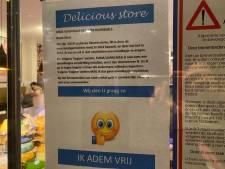 Winkelier die agent aanviel bij mondkapjescontrole Delicious Store in Eindhoven krijgt paar weken cel