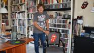 Amerikaanse tv ontdekt superfan Luc bij 158ste Rolling Stones-concert