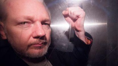 Zweedse rechtbank verwerpt aanhouding Assange voor verkrachting