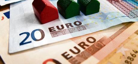 Minder hypotheken bij grootbanken Rabobank en ING