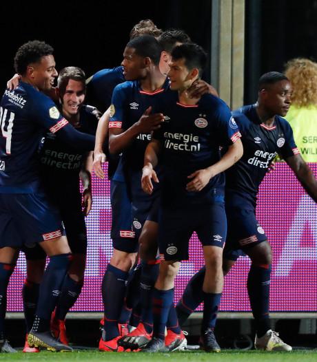 PSV loot Basel in tweede voorronde Champions League