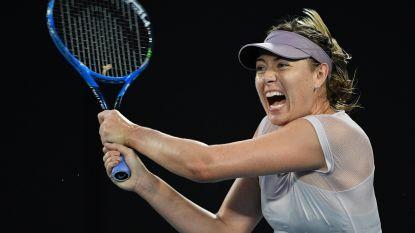 Geblesseerde Sharapova slaat Dubai over