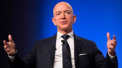 """Na de pikante sms'jes: """"Gsm van Amazon-baas Jeff Bezos gehackt door de Saudi's"""""""
