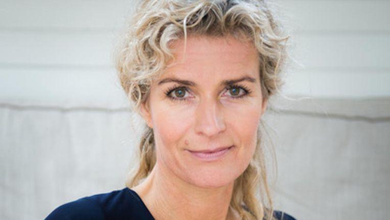 Patricia Snel beschrijft in haar nieuwe thriller de benarde situatie van gescheiden expatvrouwen. Beeld Ruud Pos