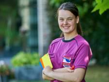 Honger naar Spelen is alleen maar groter geworden bij handbalscheidsrechter Carlijn Kleinpenning