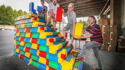Help mee kunstwerken bouwen op Salto-festival