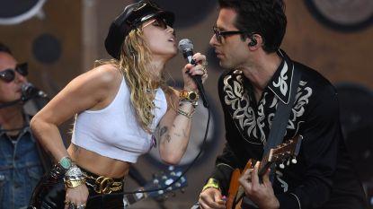 Mark Ronson probeerde jarenlang samen te werken met Miley Cyrus