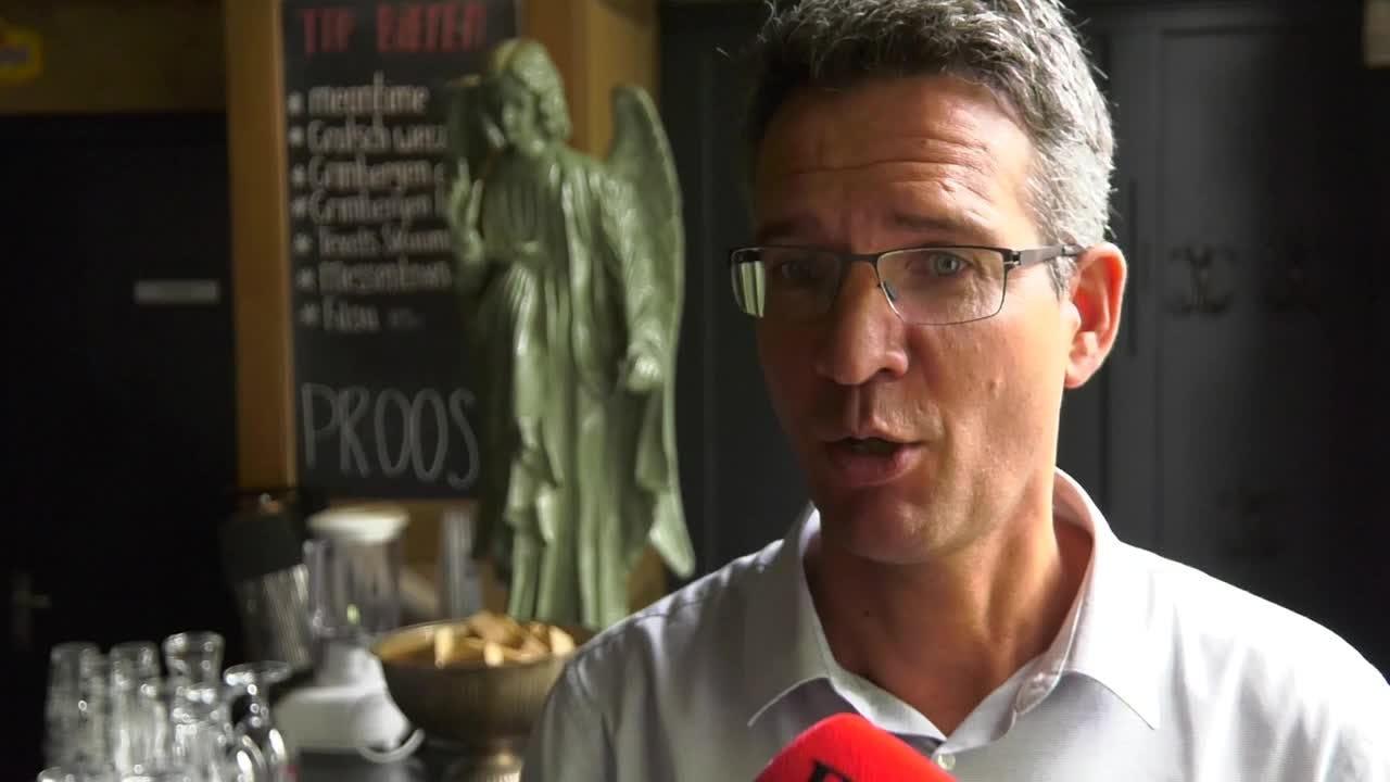 Oscar Jansen van De Groene Engel.