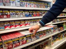 Uitstalverbod sigaretten voor supermarkten uitgesteld tot 1 juli 2020