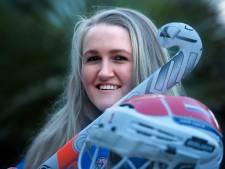 Hockeykeepster Charlotte van Eden haakt af bij Union