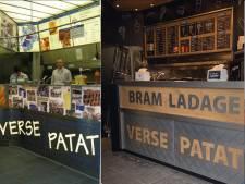 'Nieuwe' Bram Ladage in Gouda geeft patatjes weg voor een euro