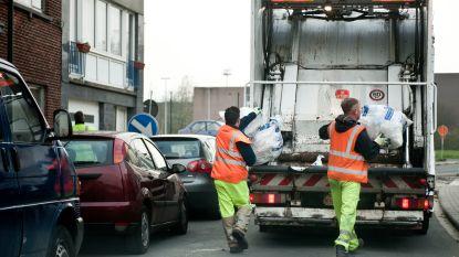 Huisvuilzak Meetjesland en Deinze nog te zwaar: elke inwoner produceert 19 kilo afval te veel