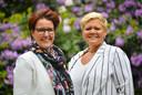 Onderzoeksters Hettie Castelijns (links) en Daniëlle van Went deden drie jaar lang onderzoek naar jongensprostitutie in Eindhoven en omgeving.