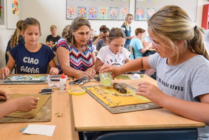 Voorkeur In Zenderen krijgt iedereen een tien voor 'Kunst in de klas #FM06