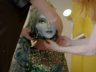 """Zeemeermin-kostuum bezorgde 'The Masked Singer'-afvaller kopzorgen: """"Dit voelt als een dwangbuis"""""""