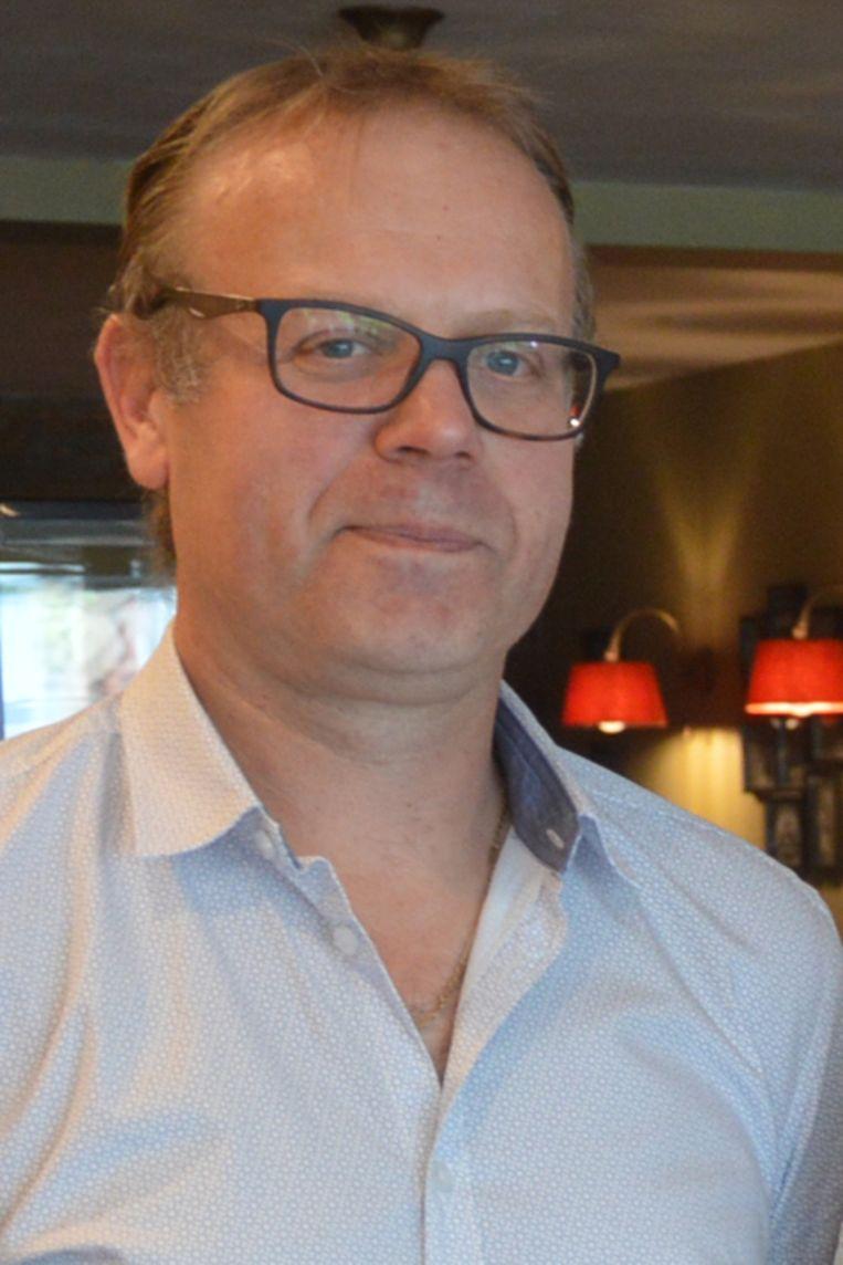 Yves Evenepoel, voorzitter van Open Vld Ninove.