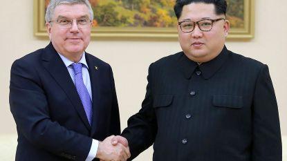 IOC-voorzitter: Noord-Korea zal ook deelnemen aan Olympische Spelen in 2020 en 2022