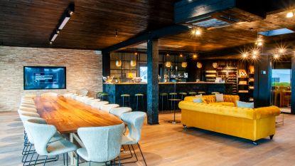Olivier opent exclusieve vergaderruimte met 'cigar room' en biljarttafel